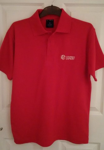 Courier Expert Polo Shirt